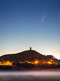 Misty Dawn (Neowise Comet) 6.JPG