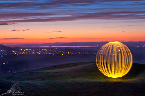 An Orb with a view