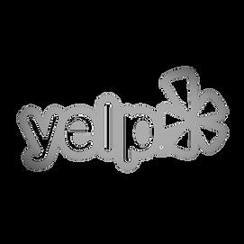 Yelp gray logo.png