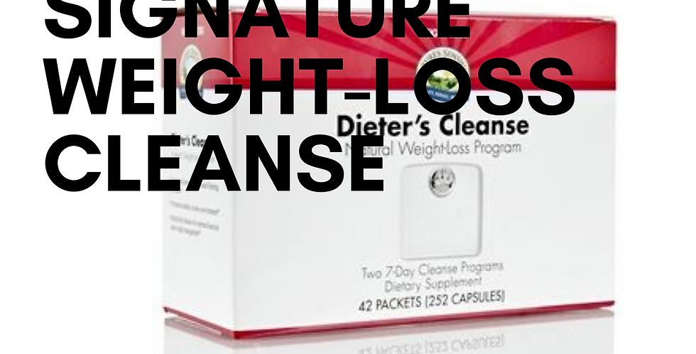 Signature Weight Loss Cleanse