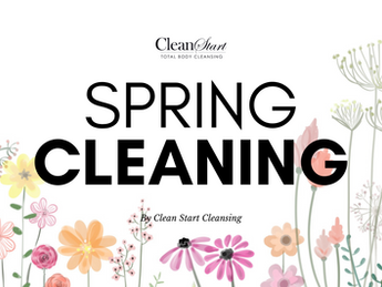 Spring Cleaning: Wash Away Winter Toxins
