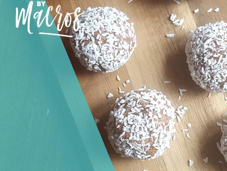 Chocolate Protein Balls