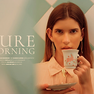 Pure Morning | For Opalus Magazine
