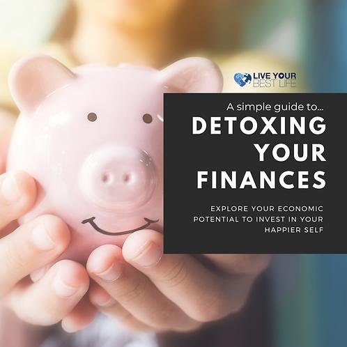 Detoxing your finances 101