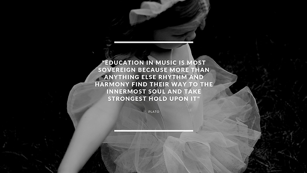 Education in music is most sovereign bec