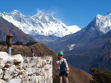Sigrid Lightfoot - Mount Everest