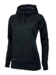 NIKE Nike KO Women's Full-Zip Training Hoodie