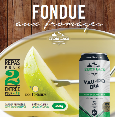 Fondu fromage Vau Do
