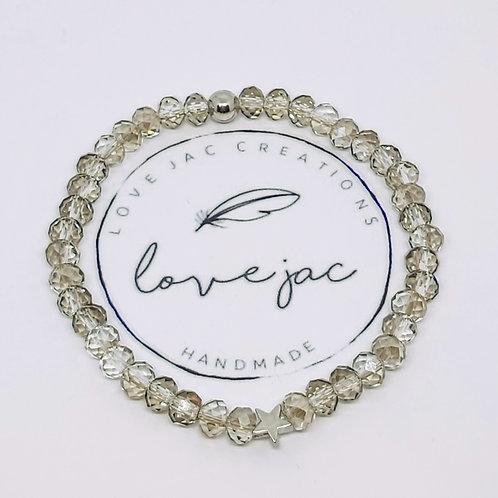 Crystal Stacker Bracelet