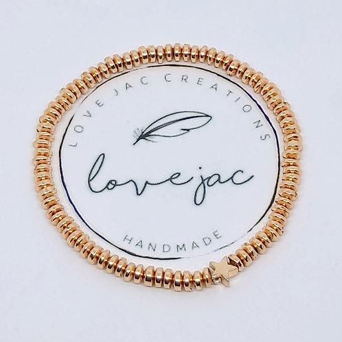 Rose Gold Stacker Bracelet