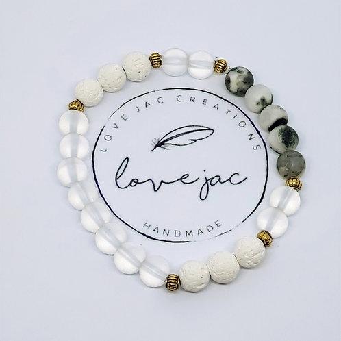 Peace Diffuser Bracelet