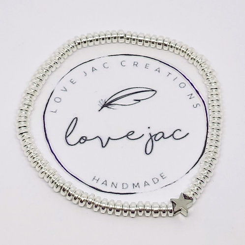 Silver Stacker Bracelet