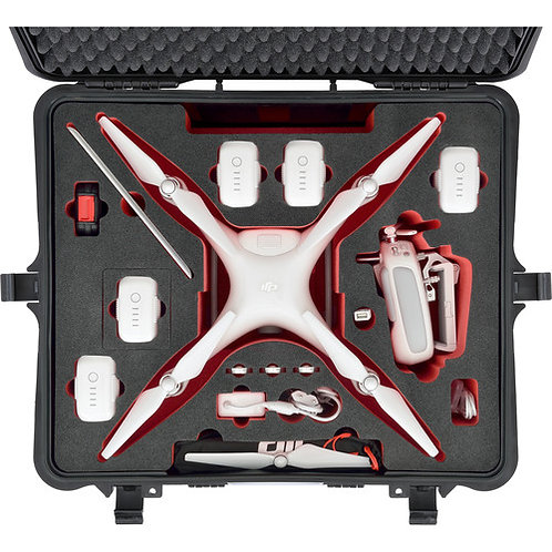 HPRC 2710-01 - Hard Case for DJI Phantom 4