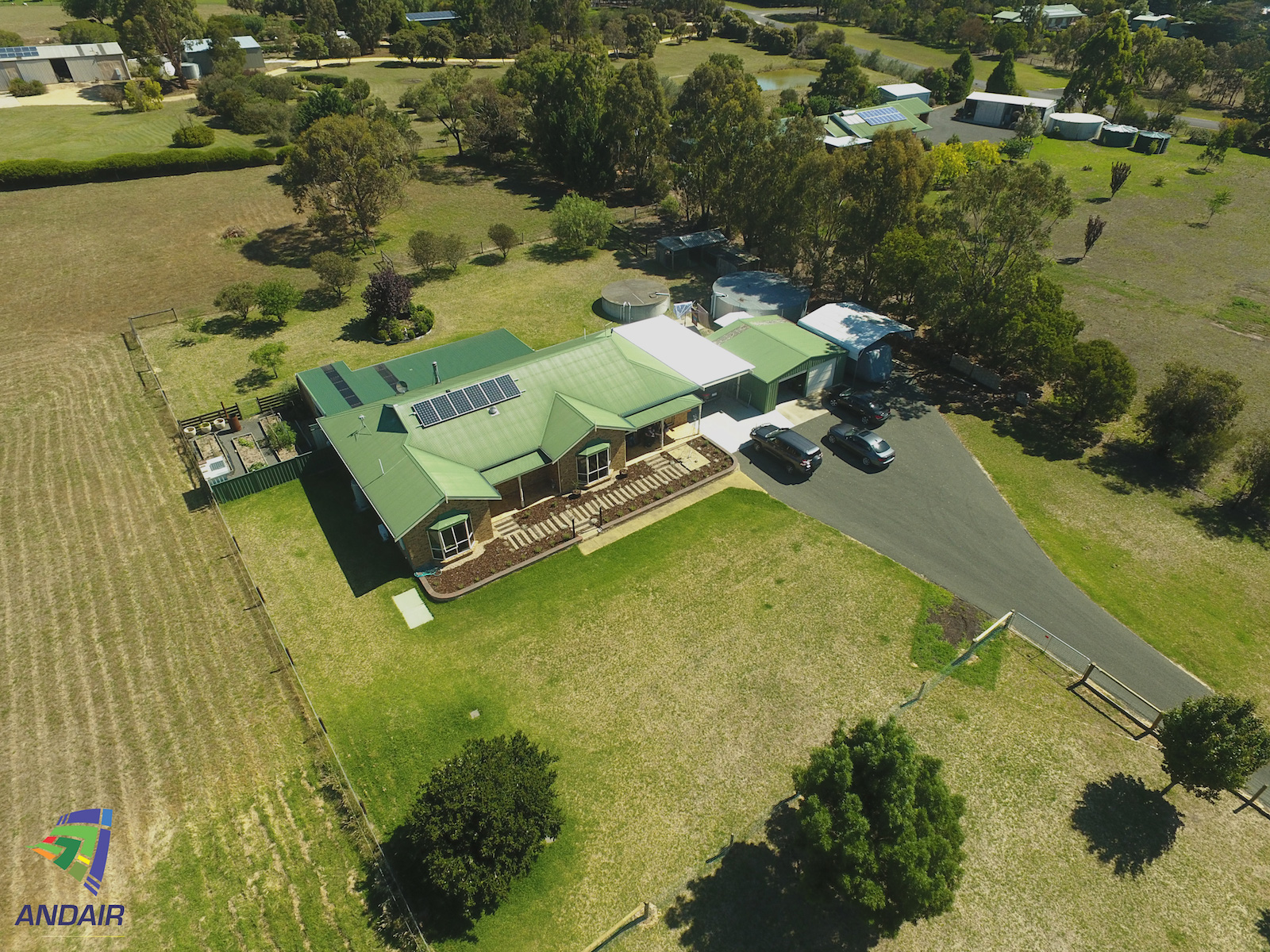Rural Realestate Photography