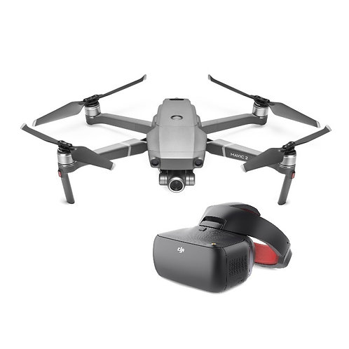DJI Mavic 2 Zoom + DJI Googles RE