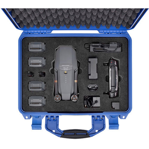 HPRC 2400 - Hard Case for DJI Mavic (Blue)