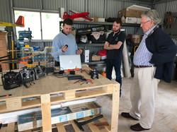 Manufacturer Training