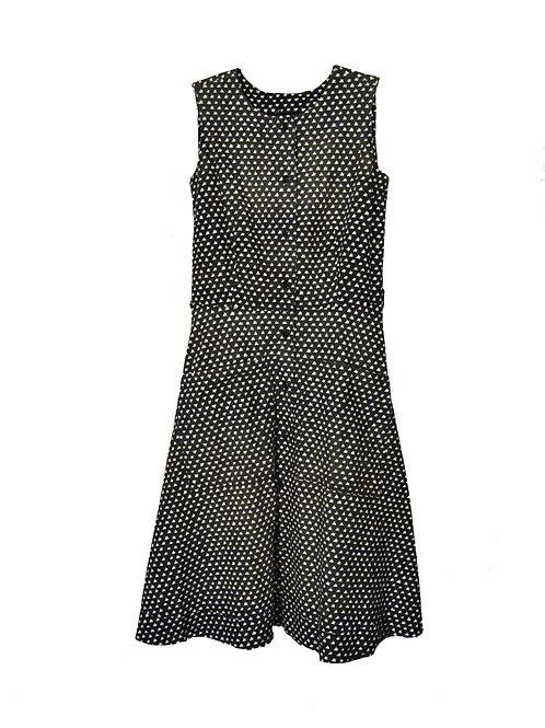 Marimekko vuoden 1974 mekko