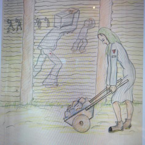 Равенсбрюк. Принудительный труд