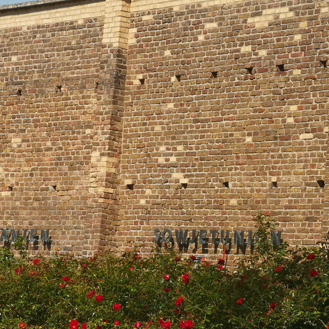 Равенсбрюк. Стена наций