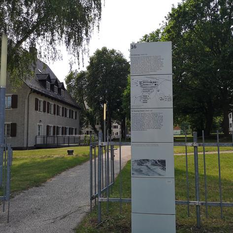 Равенсбрюк. Посёлок СС