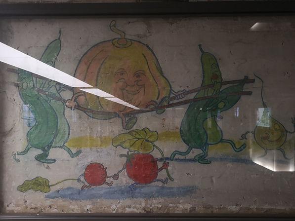 Заксенхаузен. Рисунки немецких пленных после войны.