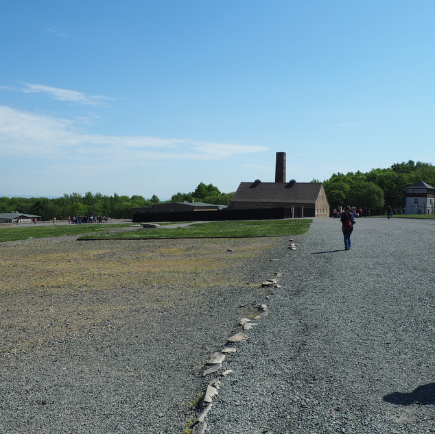 Бухенвальд. Дорога к крематорию