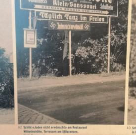 Заксенхаузен. Плакаты 30 -х годов
