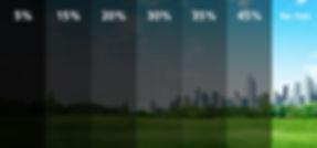 Commercial Window Tinting Percentage Exa
