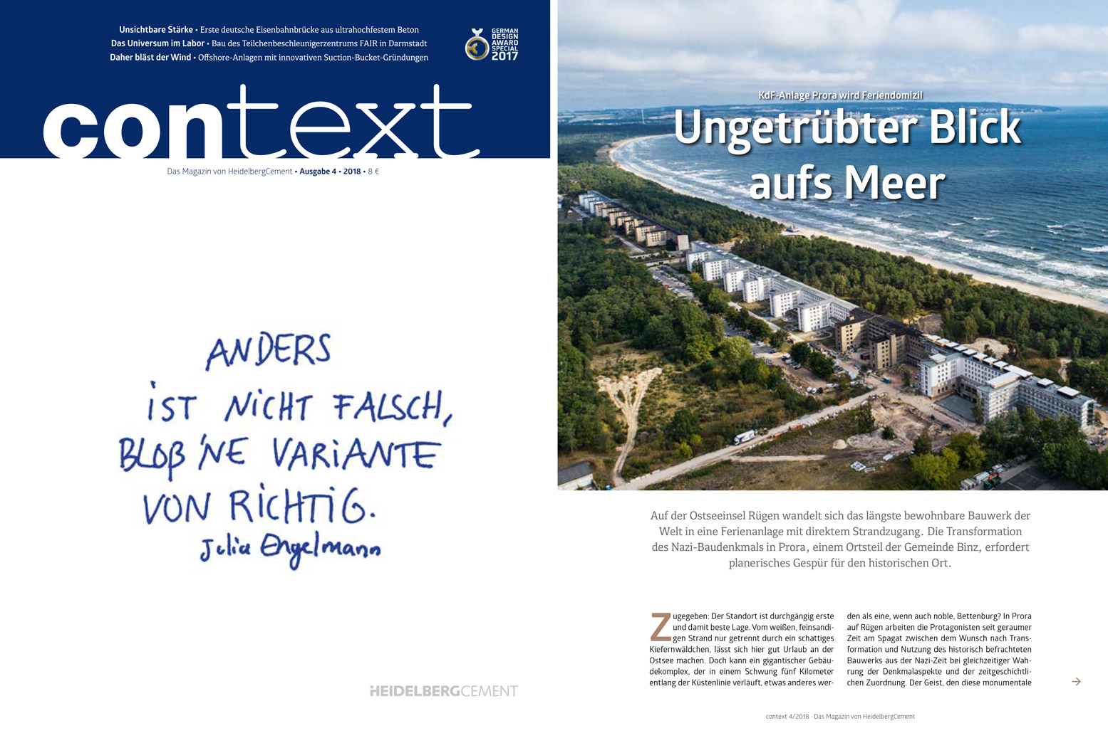 Context Prora Rügen