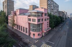 Zuev Workers' Club / Ilya Golosov