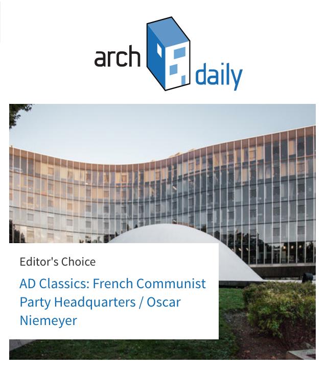 Communist Party Headquarter Niemeyer