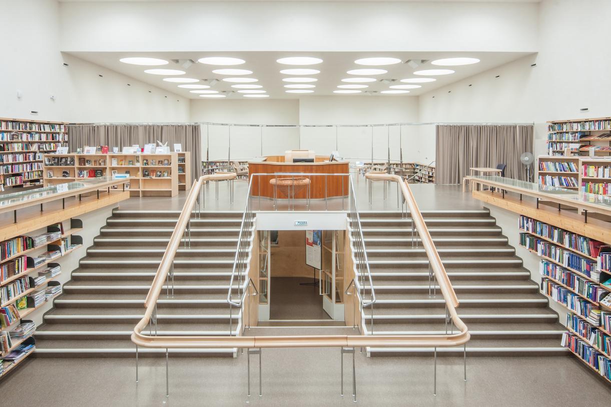 Viipuri Library / Alvar Aalto
