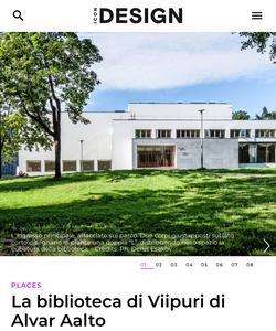 Alvar Aalto Viipuri Library