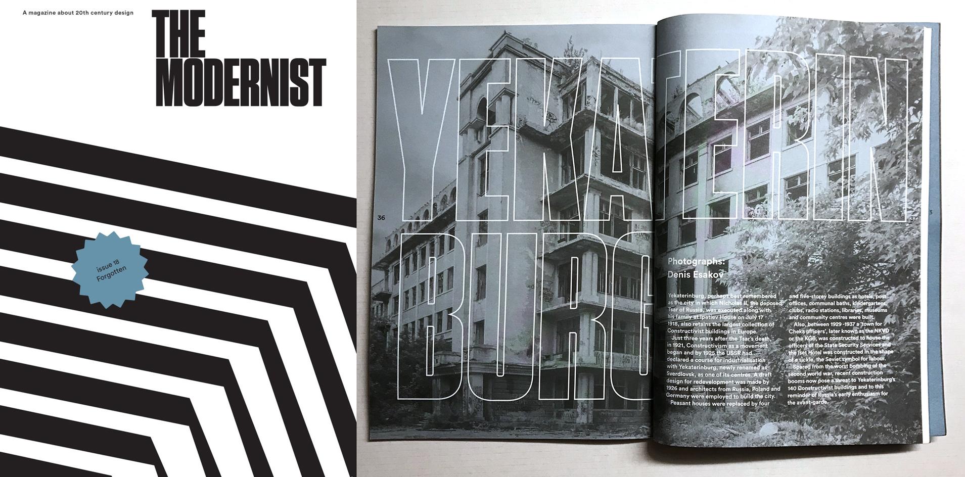 the Modernist Constructivism
