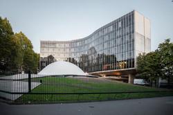 Communist party headquarters