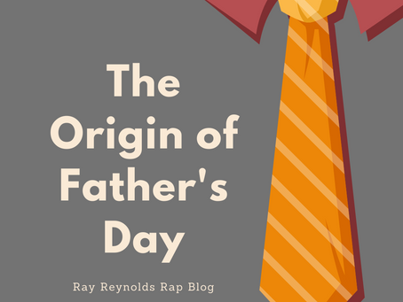The Origin of Father's Day