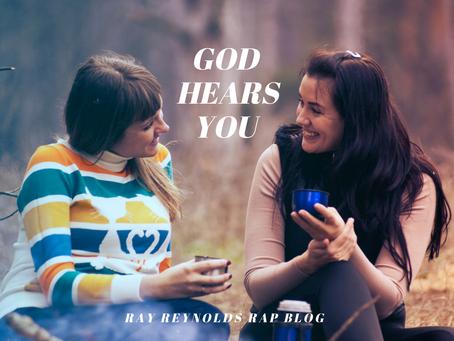 God Hears You