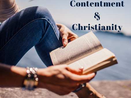 Contentment & Christianity