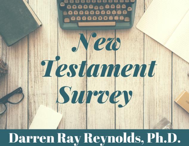 New TEstament Survey.png