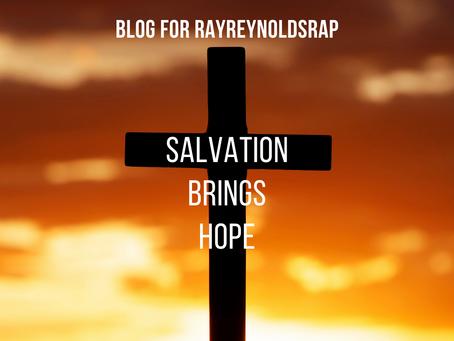 Salvation Brings Hope