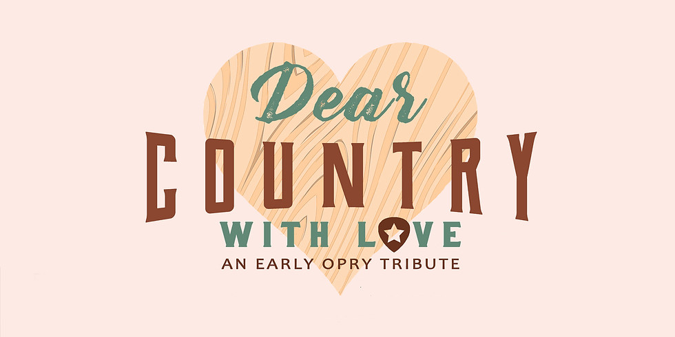 Folsom Americana Fest: Dear Country, With Love