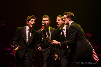 Male Quartet of American Legend