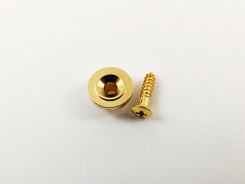 50's style Tele Round String Retainer Gold