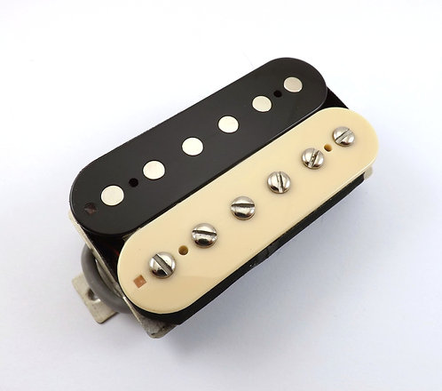 TE-20 Custom '59 P.A.F. Bridge Humbucker Pickup B-Stock Zebra 4wire