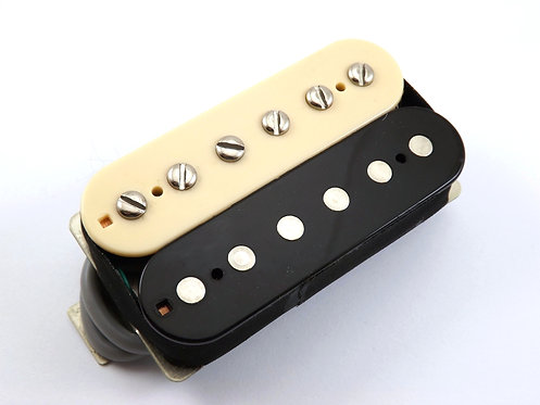 TE-20 Custom '59 P.A.F.  Neck Humbucker Pickup Zebra 4wire