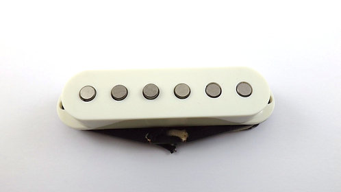 TE-01 Testify Texas Blues Hot Bridge Pickup for Strat w/ Cloth Push-back