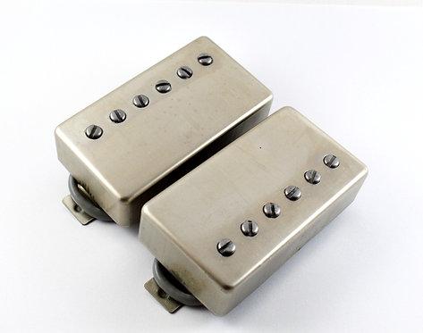 TE-20 Custom '59 P.A.F. Blem B-Stock Set Raw Nickel 4wire