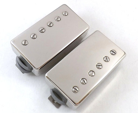 TE-20 Custom '59 P.A.F. Humbucker Set Nickel 4wire