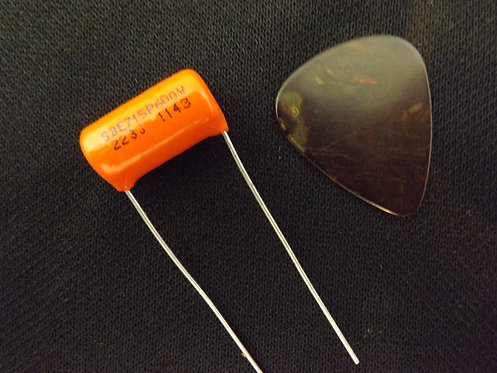 CDE 715p Orange Drop .022 ufGuitar Tone Capacitor